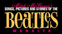 Songs, Pictures and Stories of The Beatles Web site