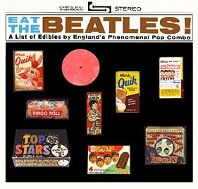 Beatles Incredible Edibles
