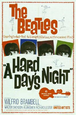 Beatles Movie Posters