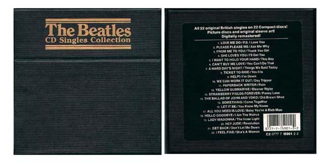 Beatles Cd S Beatles Singles
