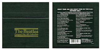 CD EP Collection box set