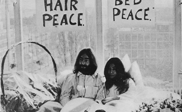 John Lennon And Yoko Ono Wedding Album