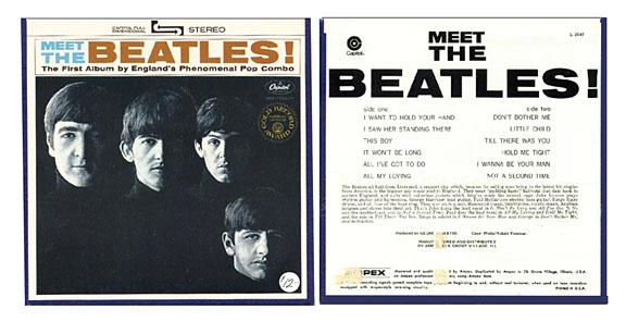 Beatles Reel To Reel Tapes