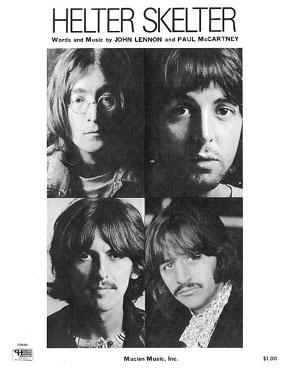 Helter Skelter Beatles Album Helter Skelter