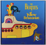 Yellow Submarine promotional video box